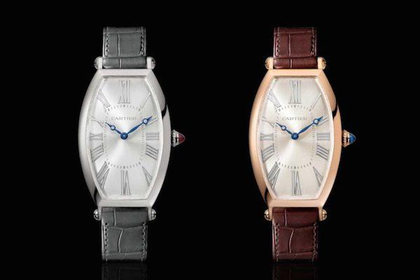 Pre-SIHH 2019: Cartier Tonneau Watch Large Model