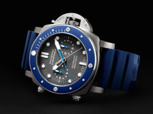 Pre-SIHH 2019: Panerai Submersible Chrono Guillaume Néry Edition