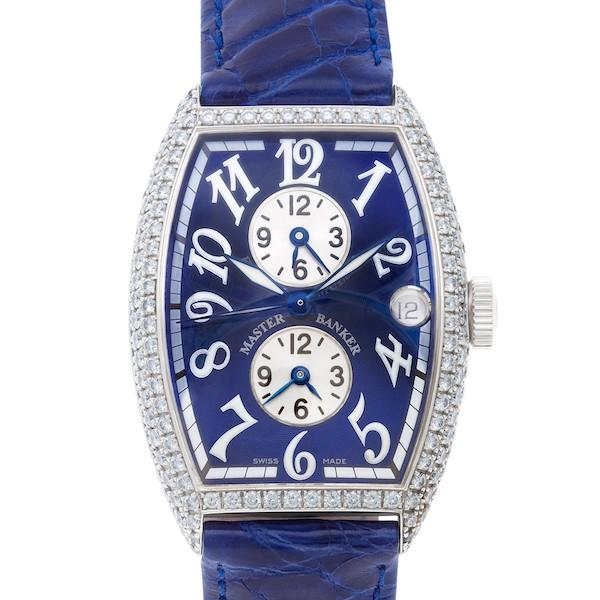 Tonneau Watches: Franck Muller Master Banker