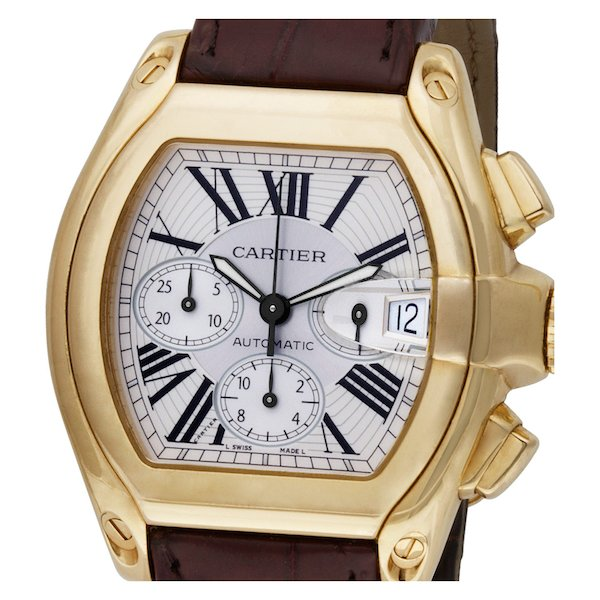 The appeal of tonneau watches