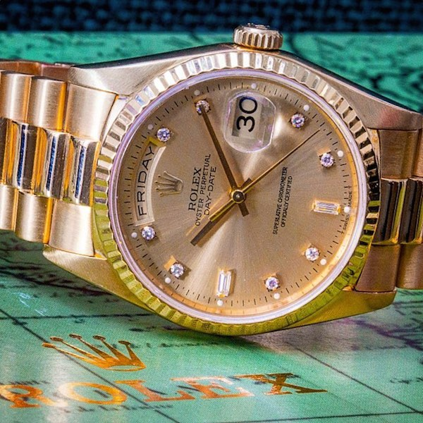How to Spot a Fake Rolex