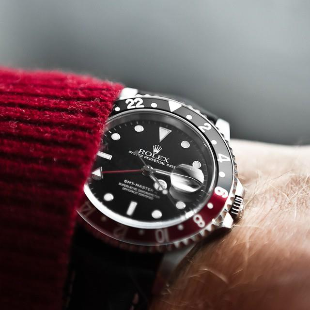 "The History and Evolution of the Rolex GMT-Master II: GMT-Master II ref. 16710 ""Coke"""