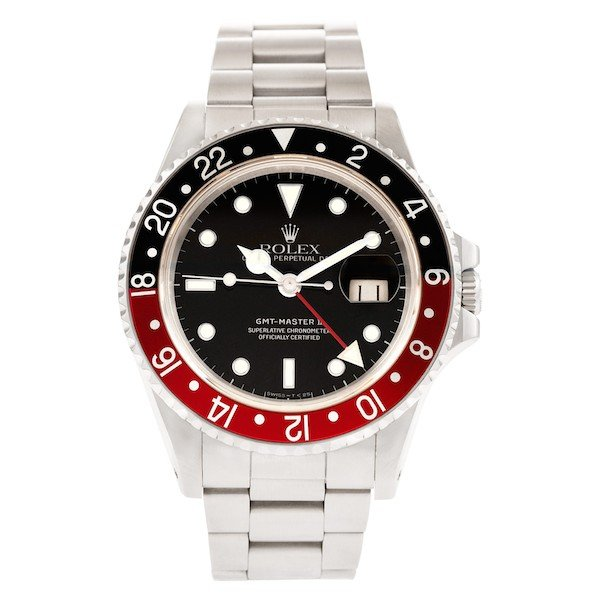 The History and Evolution of the Rolex GMT-Master II: The First