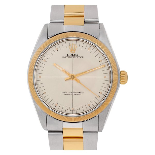 Rolex Zephyr Oyster Perpetual 1038