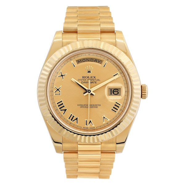 Yellow Gold Rolex Day-Date II