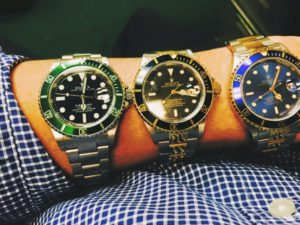 History and Evolution of the Rolex Submariner Date