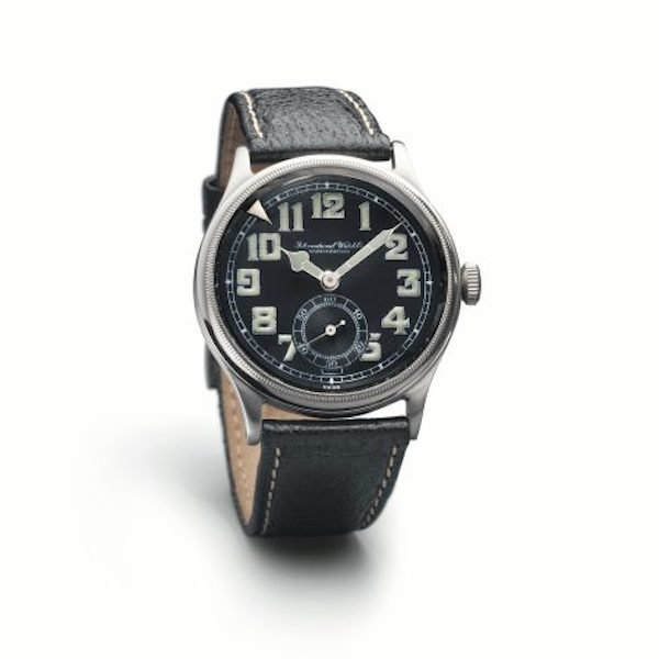 "IWC first ""Special Pilot's Watch"" from 1936"