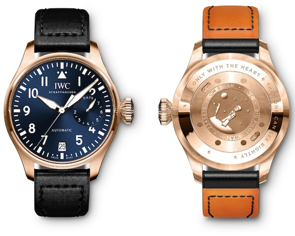 The unique IWC Big Pilot's Watch worn by Bradley Cooper wore at the Oscars