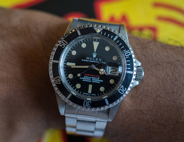History and Evolution of the Submariner Date