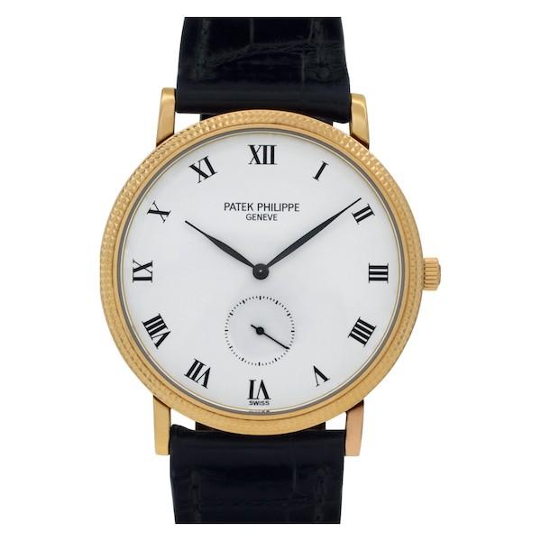 Unisex Watches: Patek Philippe Calatrava
