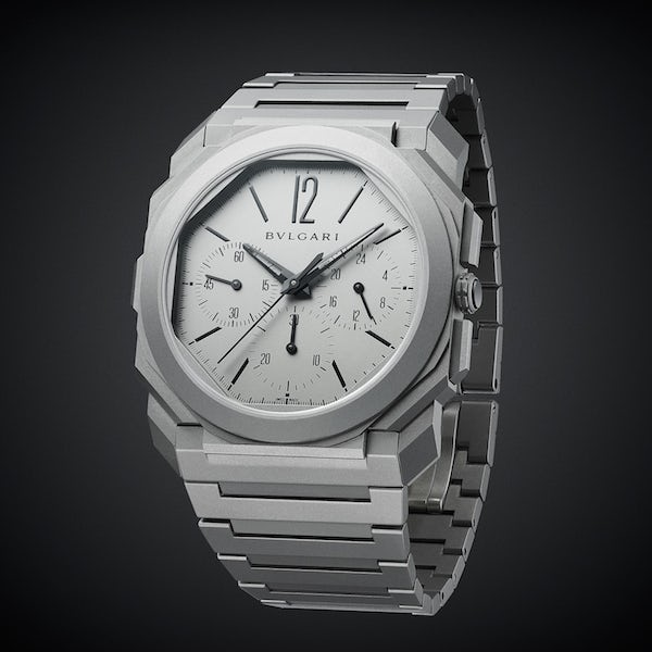 New for 2019: Bulgari Octo Finissimo Chronograph GMT Automatic