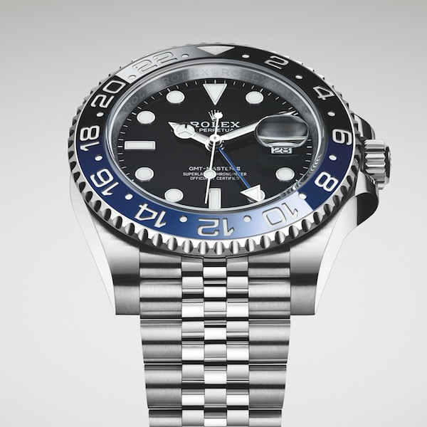 New for 2019: Rolex GMT-Master II 126710 BLNR