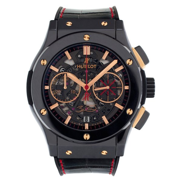 Limited edition Hublot Classic Fusion Dwyane Wade