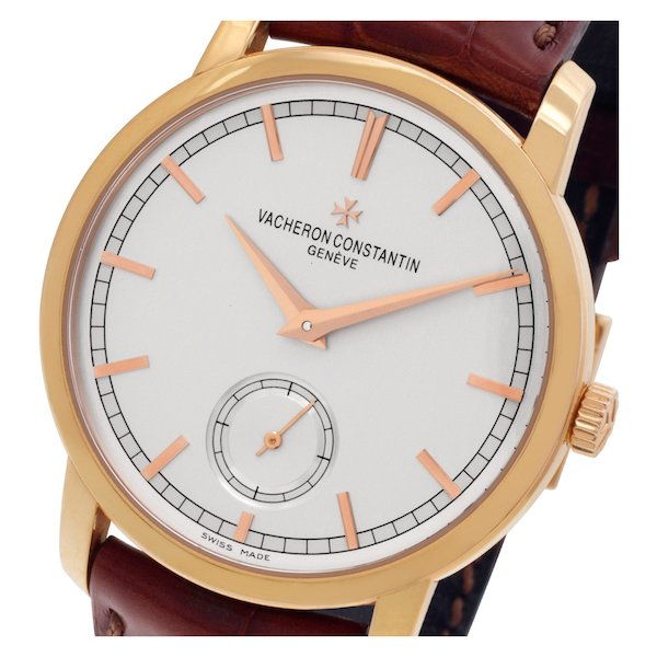Vacheron Constantin Patrimony Traditionnelle in pink gold