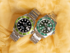 Kermit or Hulk? Which is the Better Green Rolex Submariner?