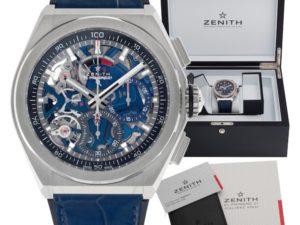 Zenith Defy El Primero 21 Chronograph