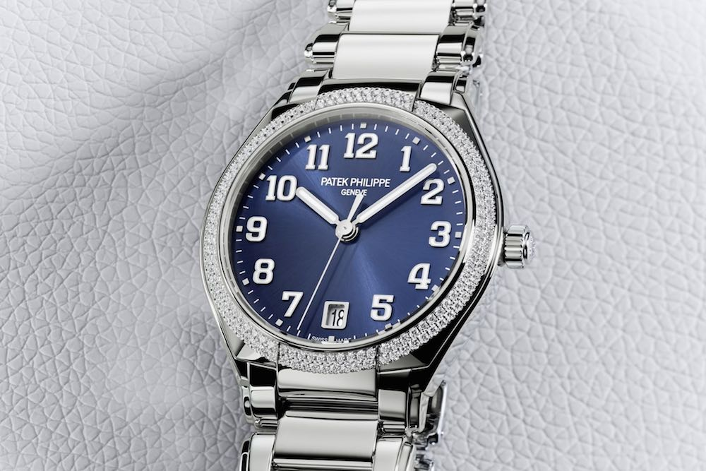 New Patek Philippe Twenty-4 Automatic launched in 2018