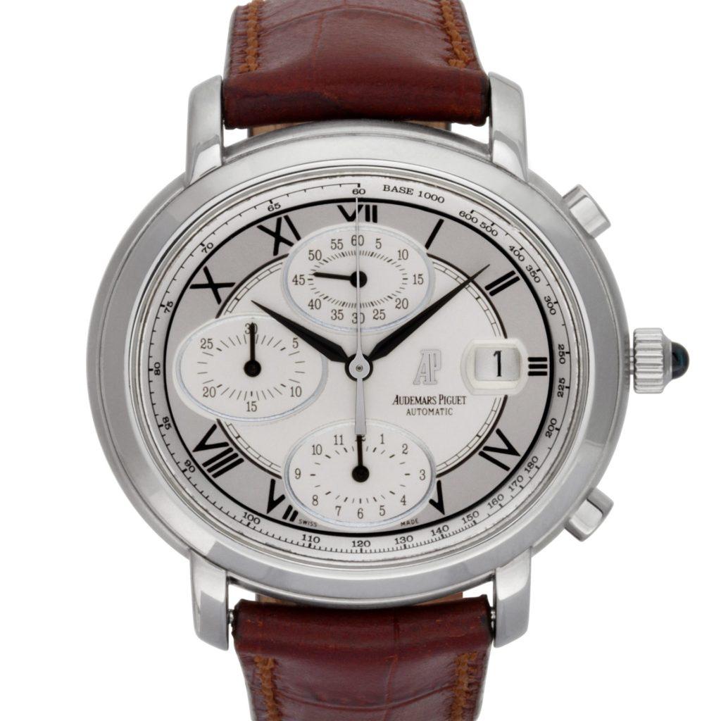 audemars-millenary-chronograph-watch