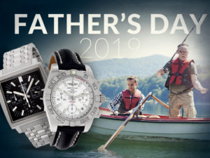 Luxury Sports Watches for Father's Day