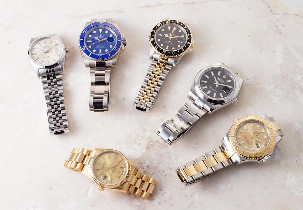 Buy Yourself Luxury Watch