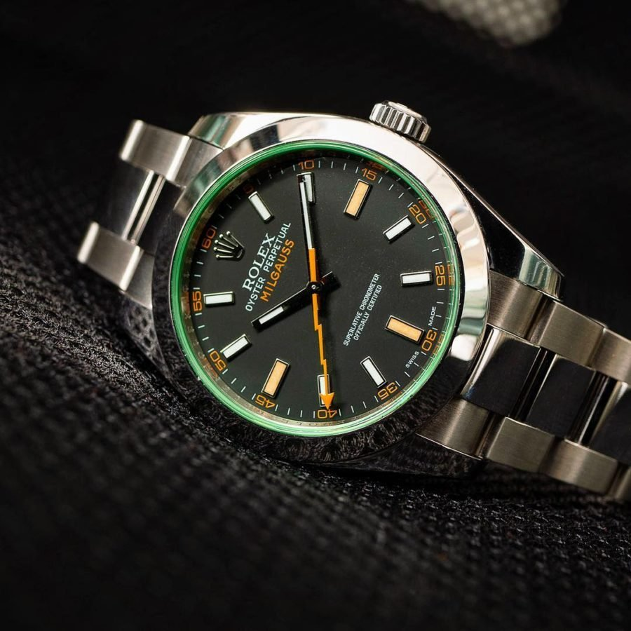 The Modern Rolex Milgauss 116400