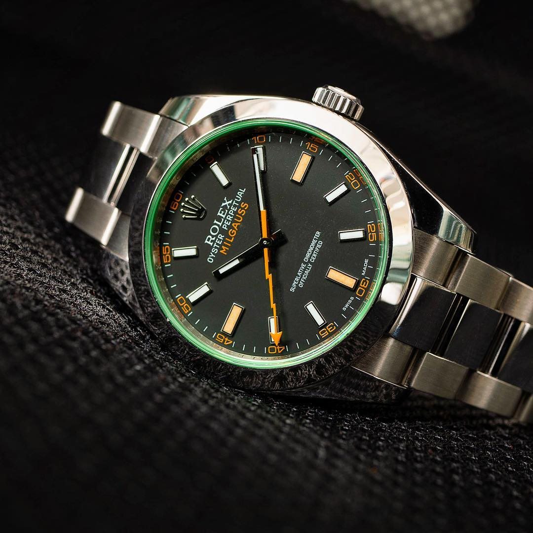Your Guide to the Modern Rolex Milgauss 116400