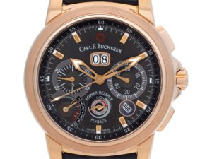 Carl F. Bucherer Patravi Chronograde in Rose Gold