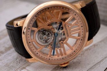 High Complication Cartier Watches