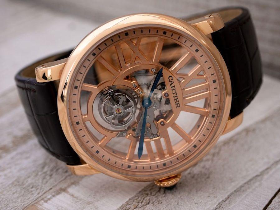 High Complication Cartier Watches