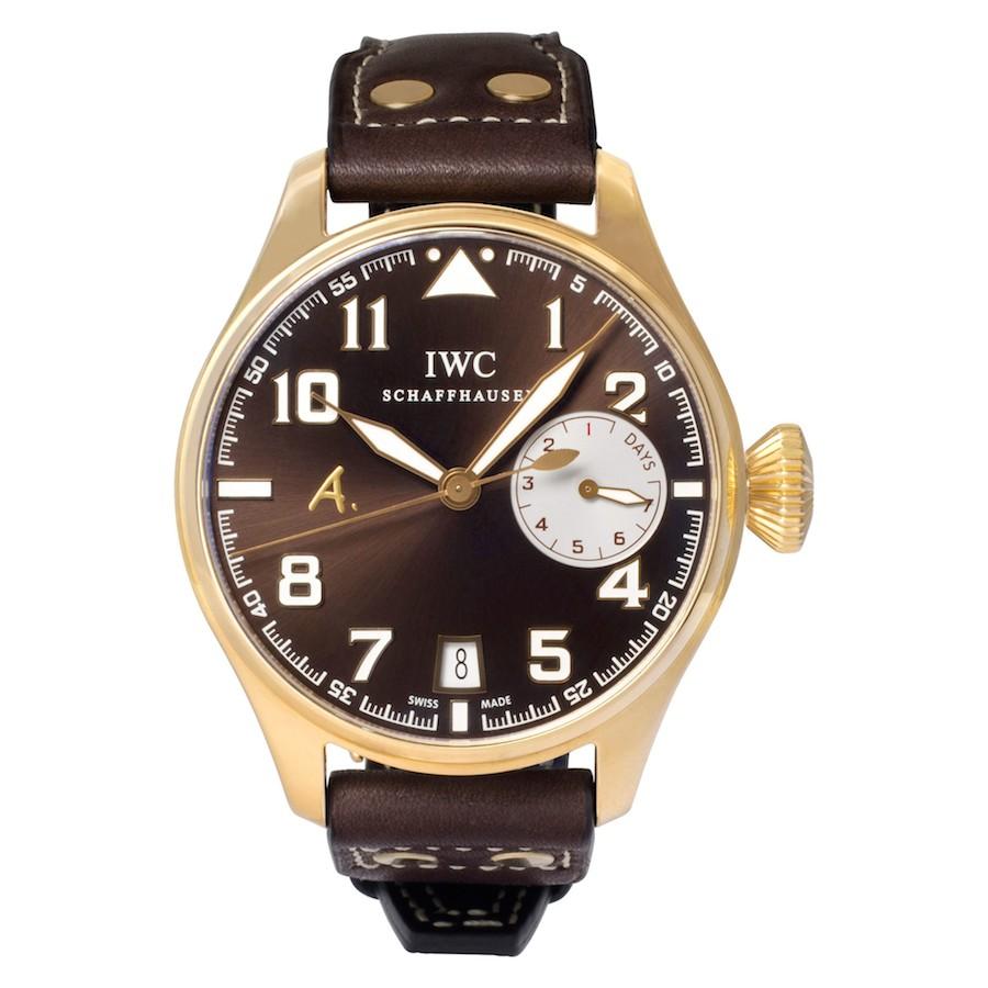 IWC Big Pilot Antoine de Saint-Exupéry IW500421 in red gold