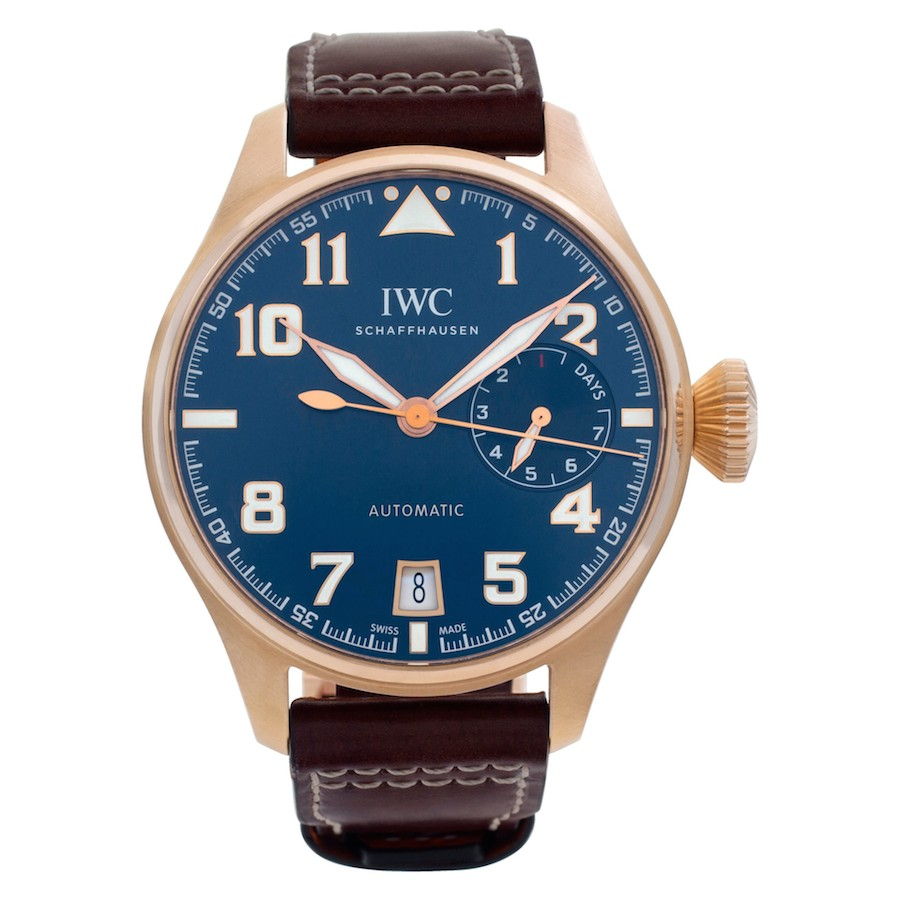 IWC Big Pilot Le Petit Prince IW500909 in red gold