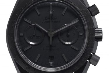 omega speedmaster dark side of the moon edition