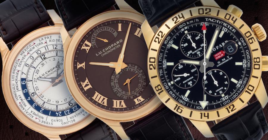 Best Chopard Men's Watches