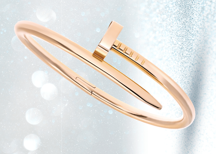Juste Un Clou Cartier Jewelry Collection