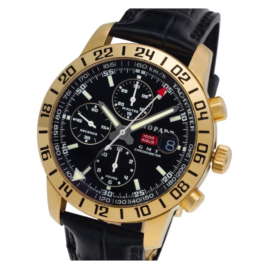 Chopard Men's Watches: Mille Miglia GMT Chronograph
