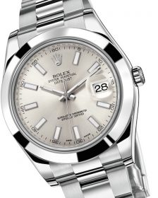 simple stainless steel luxury watches