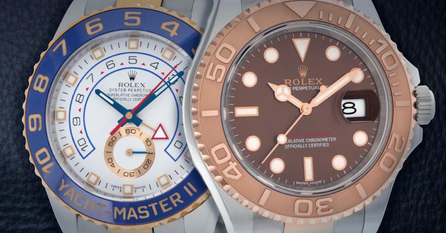 Rolex Yacht-Master vs Yacht-Master II