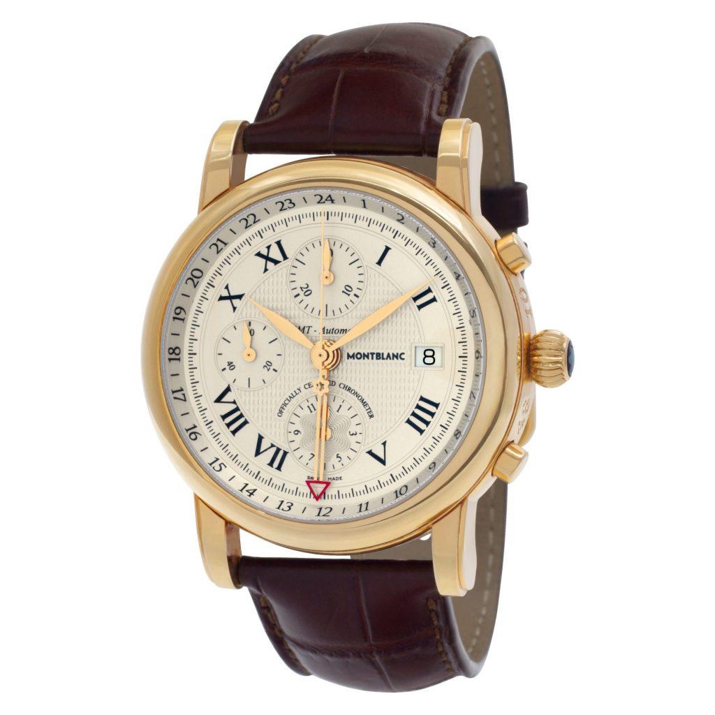Top 5 Montblanc Watches for Men - Montblanc Star GMT