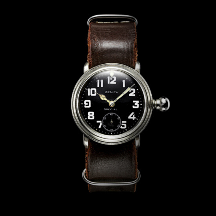 History of Zenith Pilot Watches