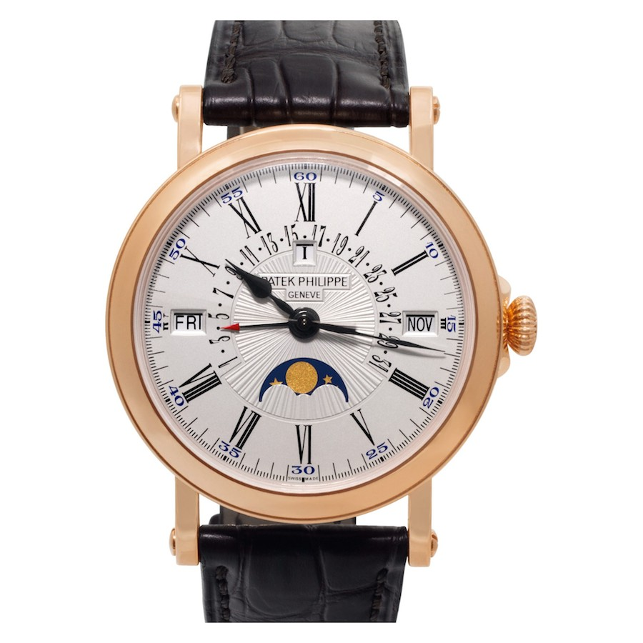 Best Rose Gold Watches for Men: Patek Philippe 5159R