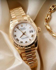 Rolex Lady President Watch