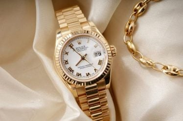 Rolex Lady President Watch