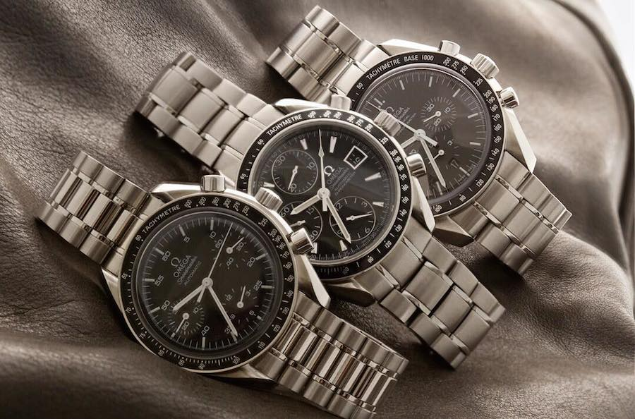 Iconic Chronographs: Omega Speedmaster