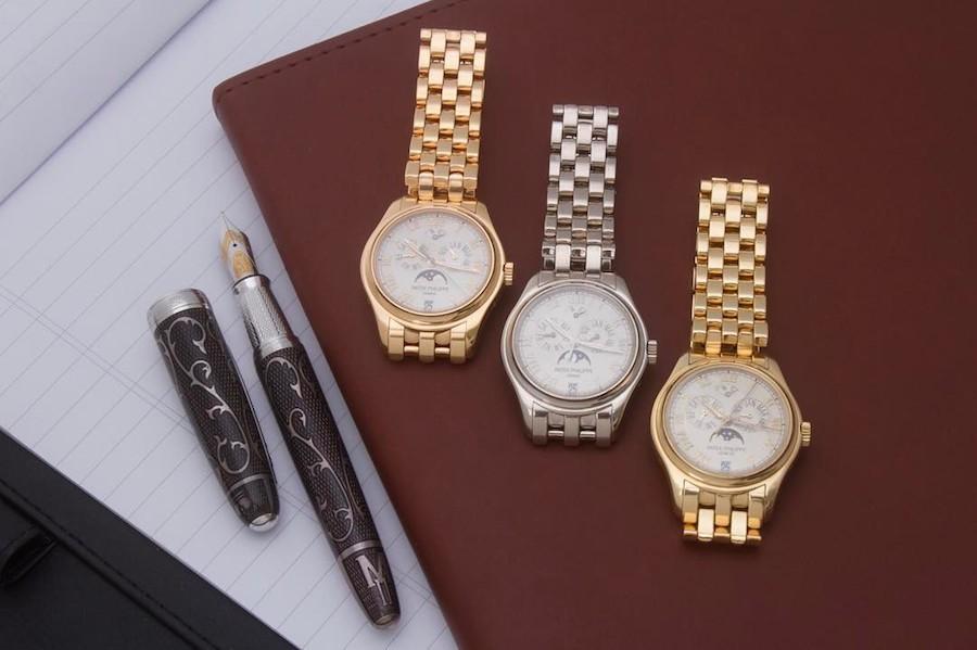 patek philippe annual calendar watches