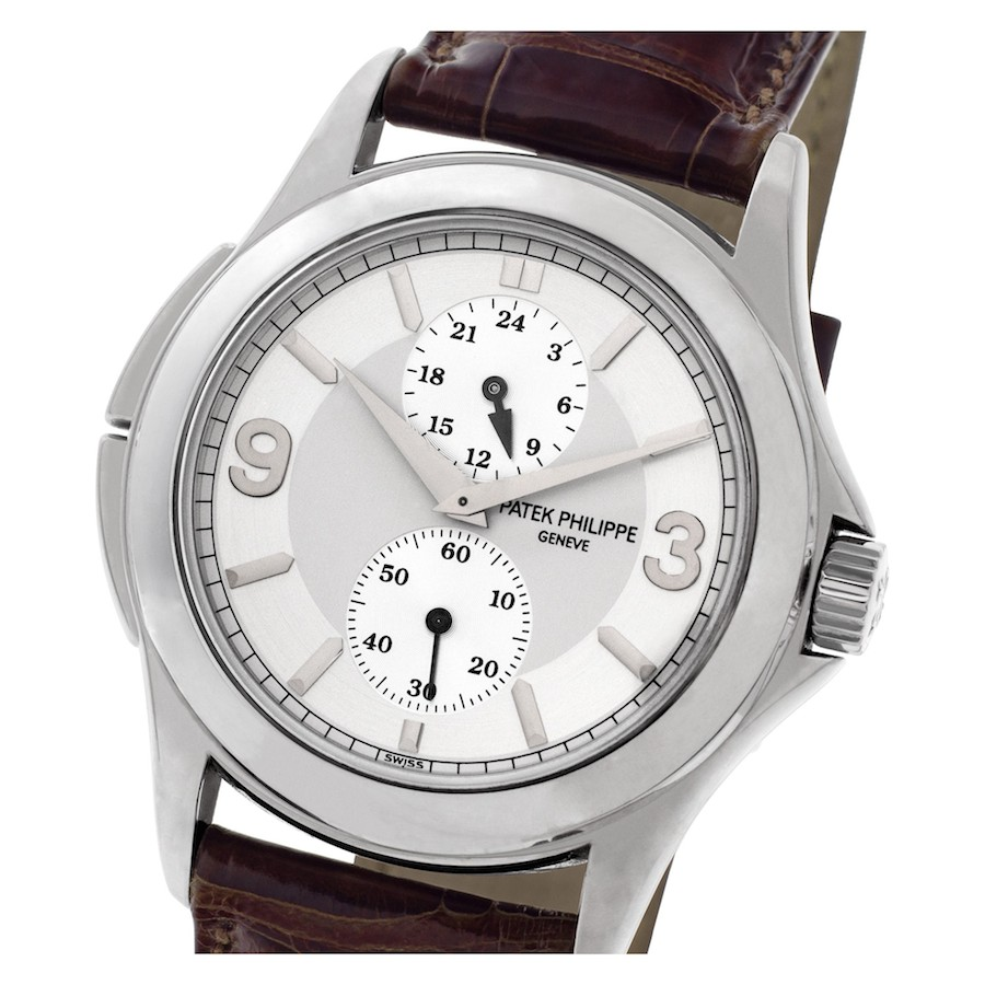 Patek Philippe Calatrava Travel Time 5134G