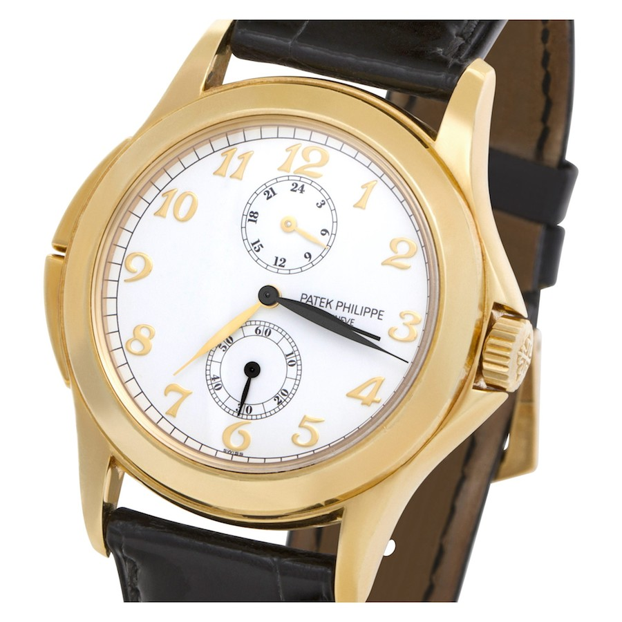 Patek Philippe Calatrava Travel Time 5134J