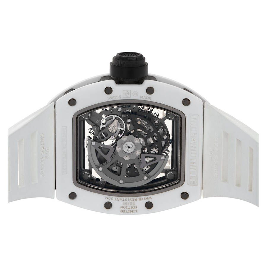 Limited Edition Richard Mille RM 030 White Rush