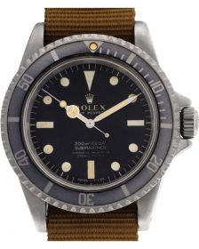 History Evolution Rolex Submariner 5512