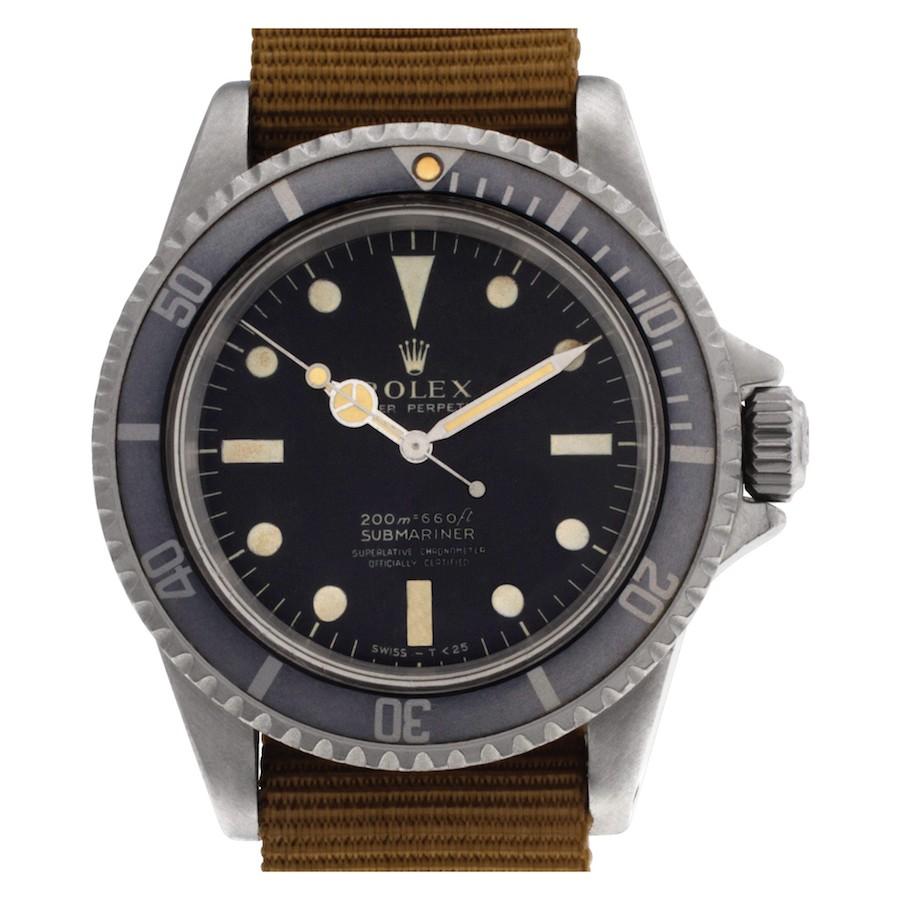 Vintage Rolex Submariner 5512