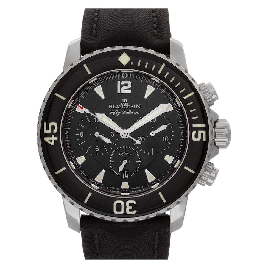 Iconic Dive Watches: Blancpain Fifty Fathoms